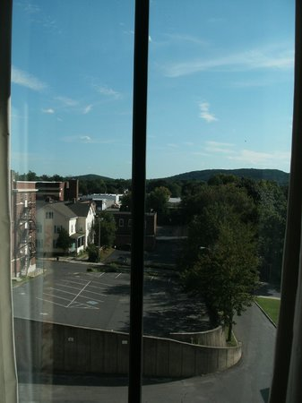 Crowne Plaza Pittsfield: View From Room
