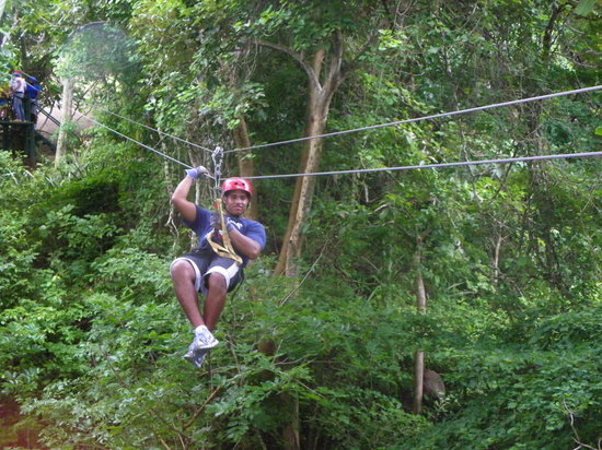 The Congo Trail Canopy Tour: 18 Years Old. No problem.