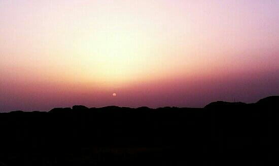 Apartamentos Leo Deluxe: puesta de sol2