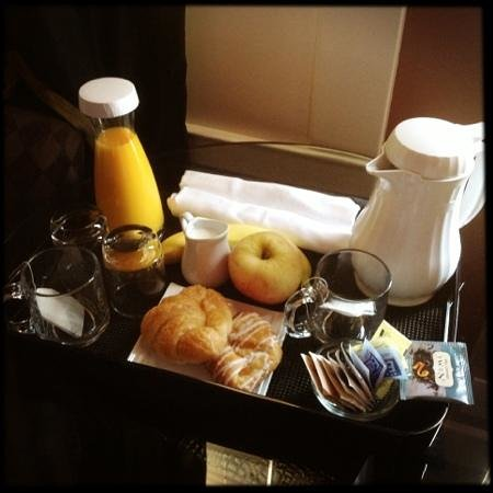 Mount View Hotel & Spa: breakfast for two!!