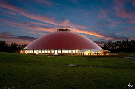 McMinnville, TN: Mahima- the largest meditation hall in the West