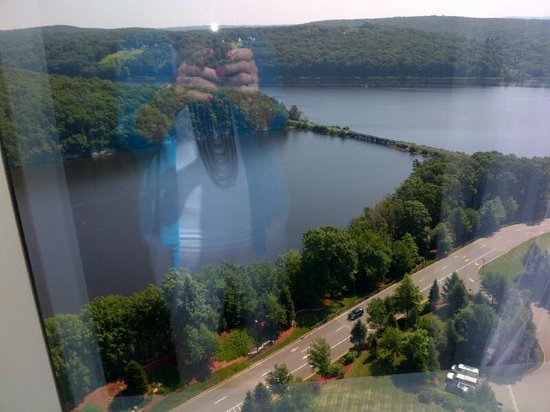 Mohegan Sun : View from our room