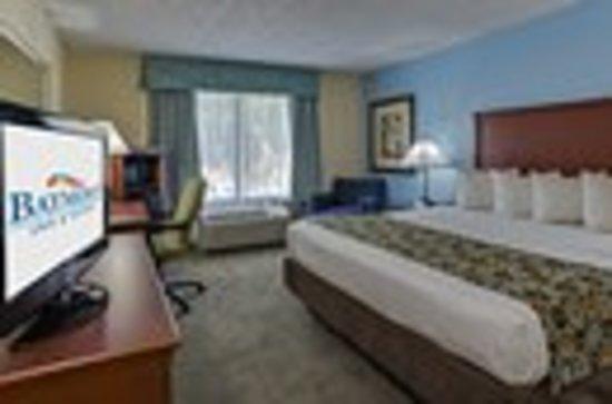 Baymont Inn & Suites Gainesville: King Room