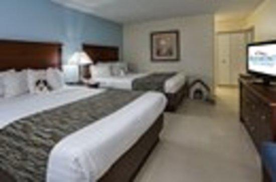 Baymont Inn & Suites Gainesville: Double Double Pet Room