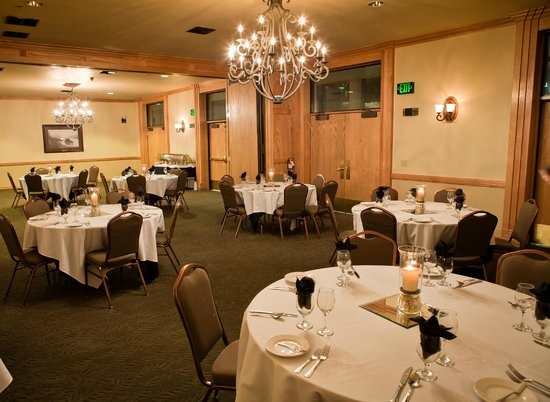 Bonneville Hot Springs Resort & Spa: Meeting Space
