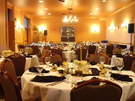 Bonneville Hot Springs Resort & Spa: Banquet Space