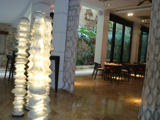 Movich Hotels Cartagena de Indias: Restaurante