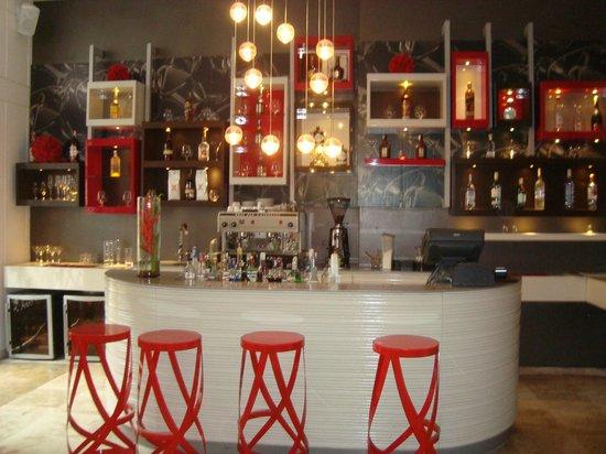 Movich Hotels Cartagena de Indias: Café do hotel