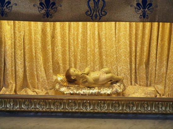 Baby Jesus Picture Of Church Of The Nativity Bethlehem Tripadvisor