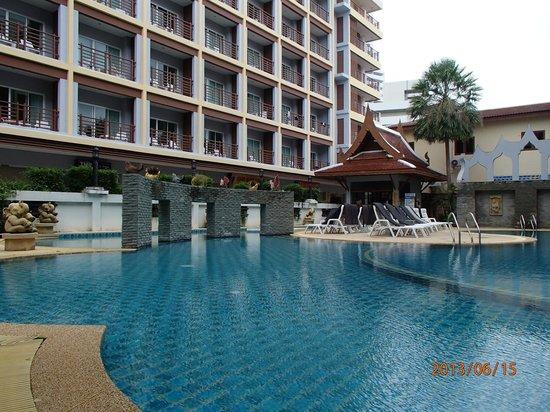 Amata Patong: Amata Hotel - Swimming pool