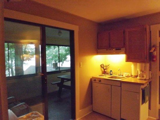Boulders Motel & Cottages: Suite #5