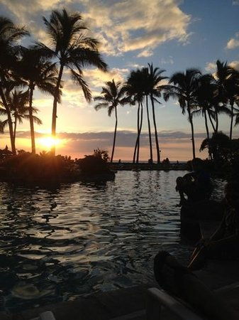 Fairmont Orchid, Hawaii: pool