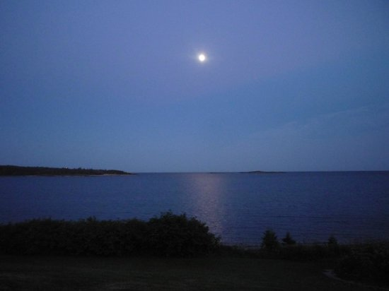Point of View Suites at Louisbourg Gates: view at night