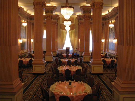 The Battle House Renaissance Mobile Hotel Spa Ballroom Dining Room