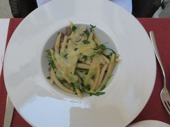 La Grisa: istra style pasta with beef