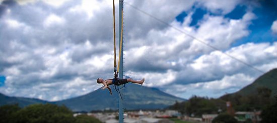 Jocotenango, Guatemala: The ejection