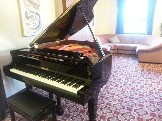 Piano & Harp Concerts at the Foveaux Hotel