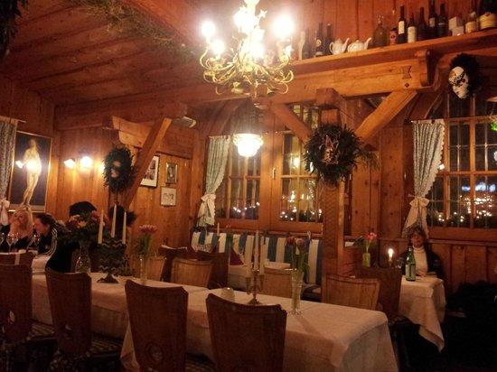 Eurostars Park Hotel Maximilian: ホテル併設のレストラン