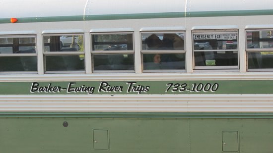 Barker-Ewing Whitewater: The Bus