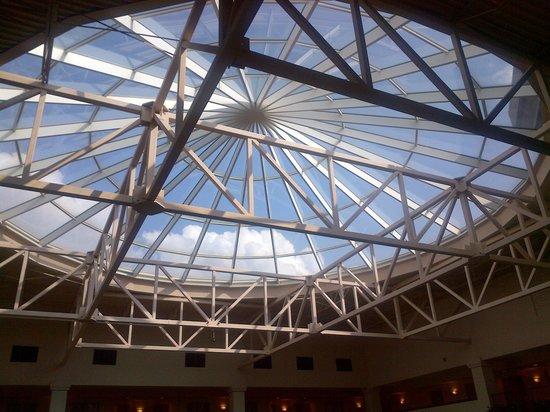 Renaissance Charlotte Suites Hotel: Atrium