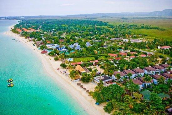 Antsman Tour Jamaica: Negril Seven Miles Beach