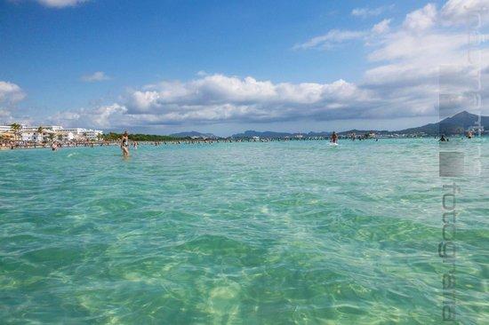 lo stabilimento balneare 2 - Picture of Playa de Muro Beach, Playa de Muro - ...