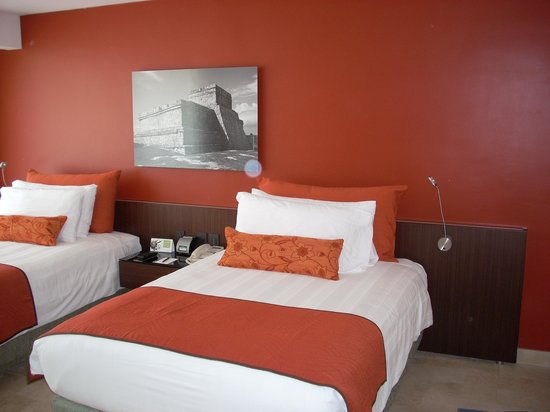Presidente InterContinental Cancun Resort: The newly renovated garden rooms