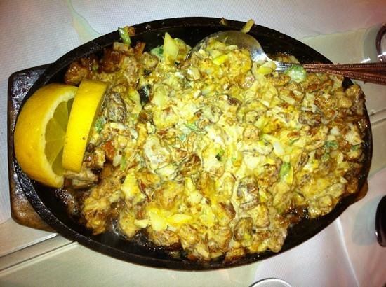 Patio Filipino: Sizzling Pork Sisig