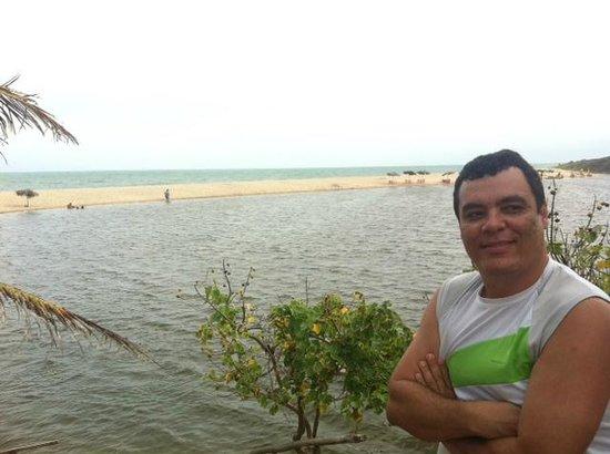 Tibau do Sul Beach : Tibau do Sul (fica na Paraíba e nào no RN)