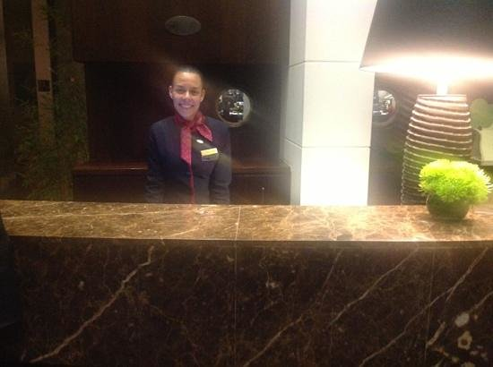 93 Luxury Suites & Residences: Good service