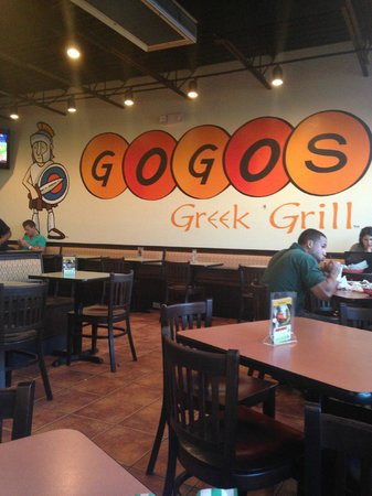 Gogos Greek Grill