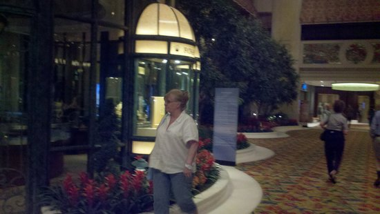 Beau Rivage Casino: Lobby area 1