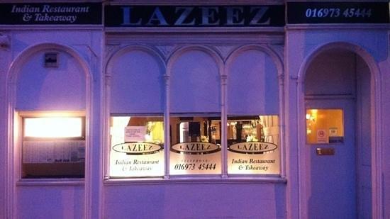 Lazeez Indian Restaurant: taste us try us and judge us!!!