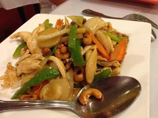 Sala Phad Thai: cashew with Chicken