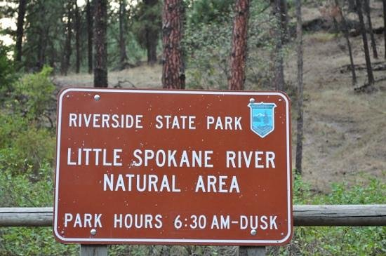 Riverside State Park: Little Spokane