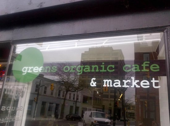 Greens Organic Cafe and Market
