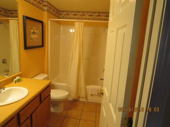Falls Village Resort: bathroom