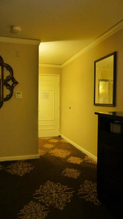 Miramonte Indian Wells Resort & Spa: room