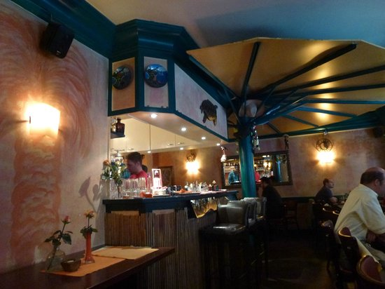 El Gordo Loco: Inside