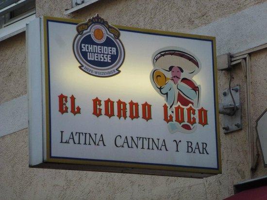 El Gordo Loco: here