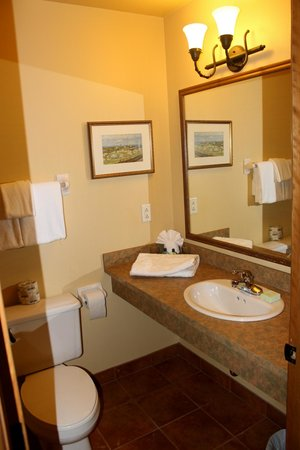 Le Grand Lodge Mont-Tremblant: Second bathroom in suite 334