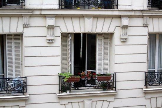 Belta Hotel Residence : across the street