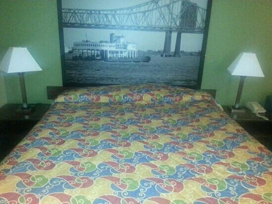 Super 8 Picayune: Really nice rooms for the value