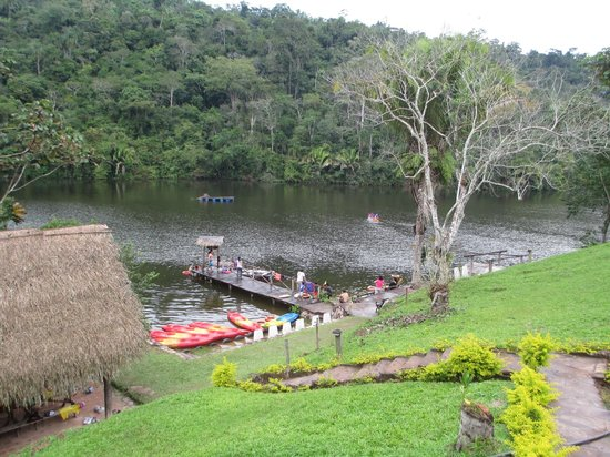 Hotel Lago Lindo: lago