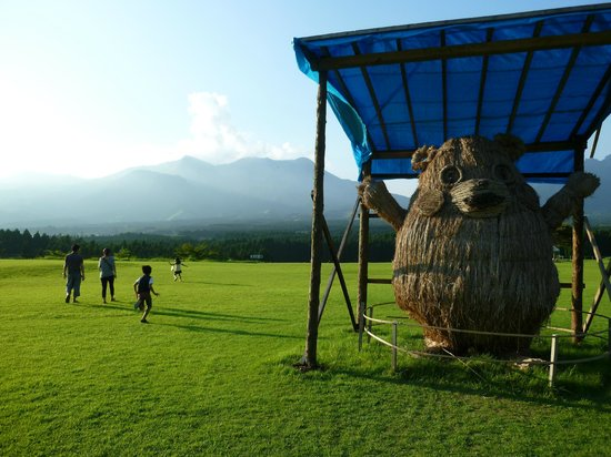 Tsukimawari Park: 思わず駆け出したくなる公園
