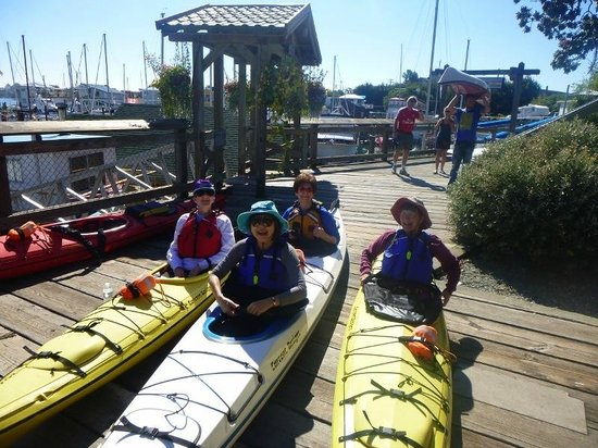 Victoria Waterfront Tours: Sexagenarian adventure!