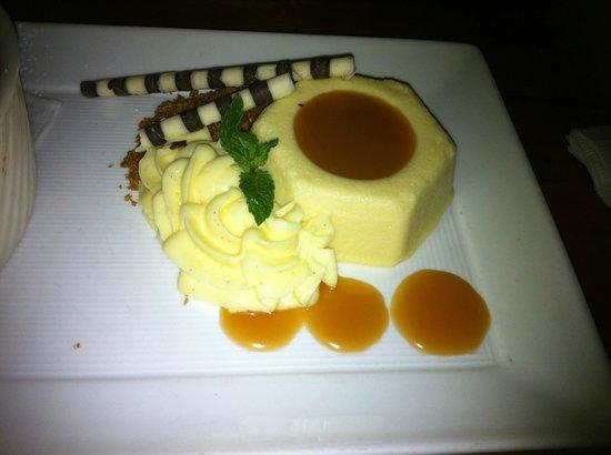 15th Street Fisheries: Cheesecake