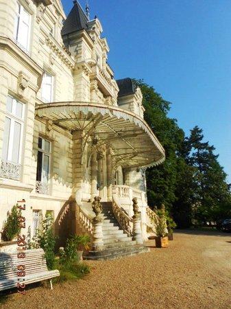 Chateau Bouvet Ladubay: Fachada