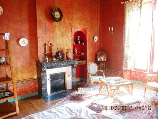 Chateau Bouvet Ladubay : habitacion