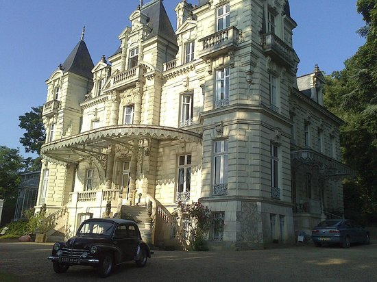 Hotel picture of chateau bouvet ladubay saumur for Hotels saumur